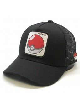 Gorra Pokeball de Pokemon Capslab