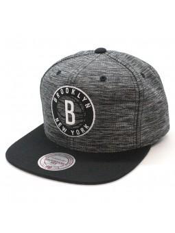 Brooklyn Nets Intl 006 NBA Mitchell & Ness Cap