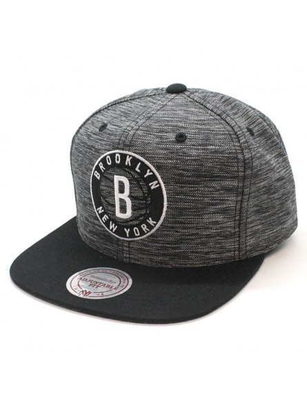 Gorra Brooklyn Nets Intl 006 NBA Mitchell & Ness