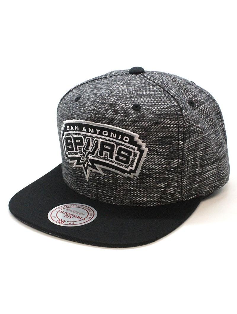 San Antonio Spurs Intl 006 NBA Mitchell & Ness Cap