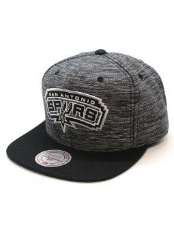San Antonio Spurs Intl 006 NBA Mitchell & Ness Cap