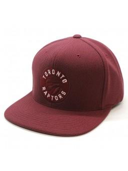 Toronto Raptors NBA EU847 maroon snapback cap