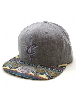 Cleveland Cavaliers NBA VZ85Z Mitchell and Ness Cap