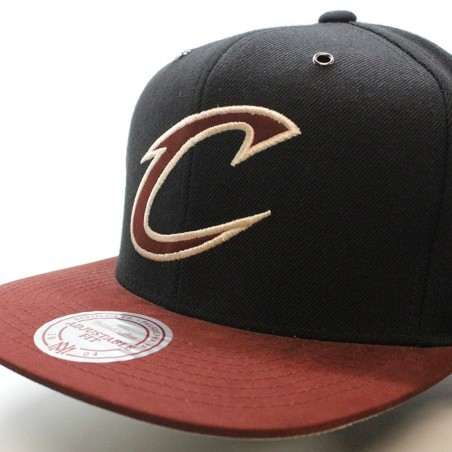 Cleveland Cavaliers NBA Swift Mitchell and Ness Cap