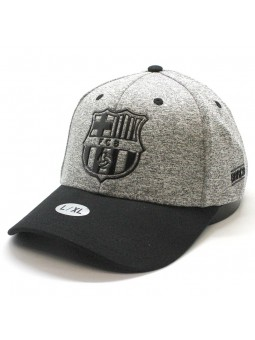 Gorra Barça GREY