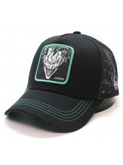 Gorra de rejilla JOKER negro
