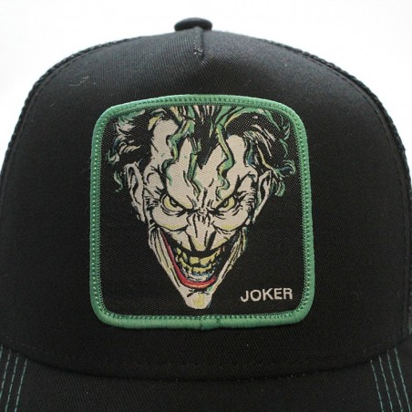 JOKER black trucker Cap