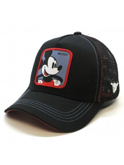 MICKEY MOUSE Disney black Trucker Cap