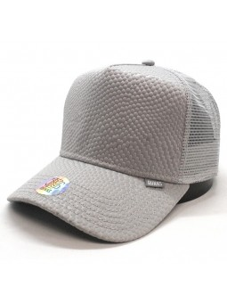 DJINNS Trucker HFT Bubble grey cap