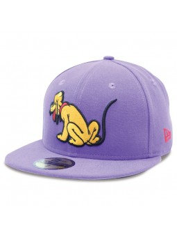 PLUTO Character Wyb 59FIFTY New Era Disney purple Cap