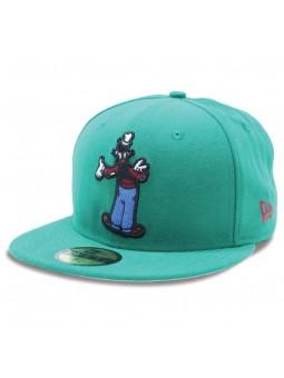 GOOFY Character Wyb 59FIFTY New Era Disney green Cap