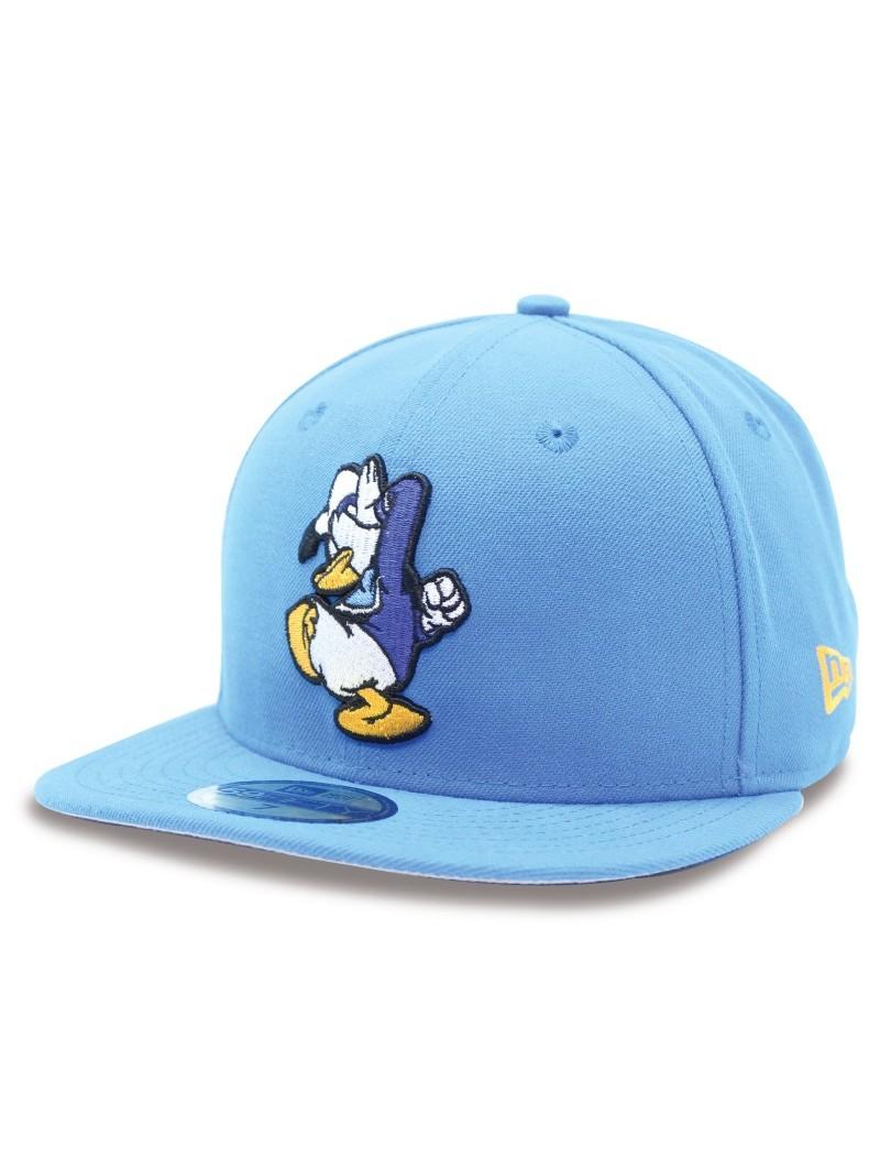 DONALD DUCK Character Wyb 59FIFTY New Era Disney blue Cap