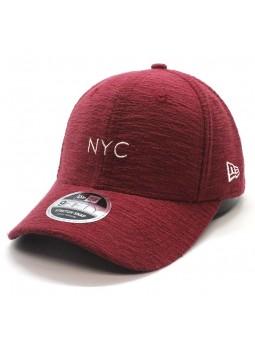 New York City 9FIFTY Slub New Era maroon Cap