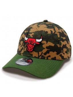 Gorra Chicago BULLS 39THIRTY Camo Team NFL New Era camuflaje