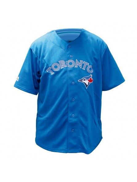 Camiseta Beisbol Toronto BLUE JAYS MLB Majestic azul royal