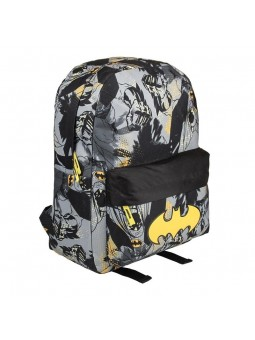 Backpack BATMAN grey/black