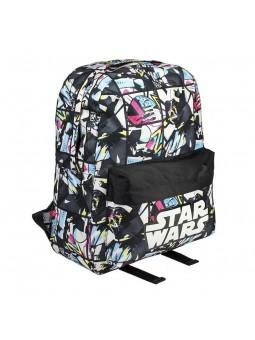 Backpack STAR WARS black