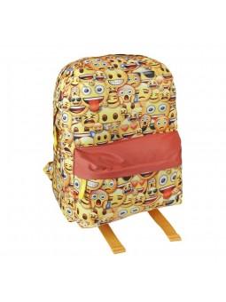 Backpack EMOJI Yellow
