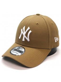 New York YANKEES MLB League Basic 9FORTY New Era camel youth Cap