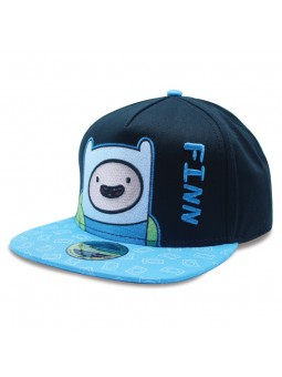 FINN Adventure Time snapback black/blue Cap