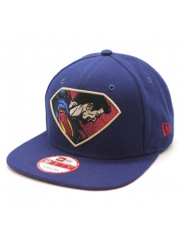 Superman Justice League New Era Retroflect royal blue 9fifty cap