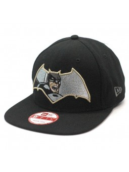 Batman Retroflect New Era 9fifty black cap