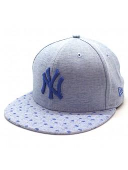 New York Yankees Micro Palm 59fifty New Era light blue cap