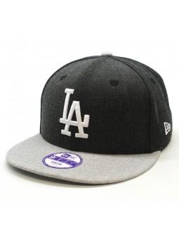 Gorra Los Angeles Dodgers MLB New Era 9fifty gris talla niño