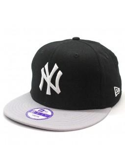 Gorra Yankees talla Niño tipo 9fifty de New Era color negro