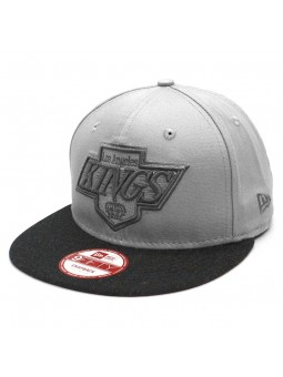 Gorra Los Angeles Kings NHL hockey sobre hielo New Era Heather Mix