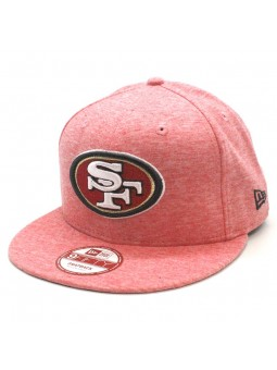 San Francisco 49ERS NFL Jersey Team New Era pink 9fifty cap