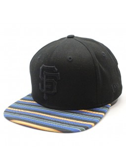 San Francisco Giants MLB New Era West Coast snapback black cap