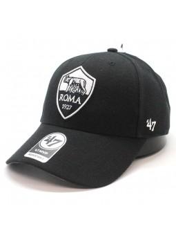 AS ROMA Team Calcio 47 Brand black cap