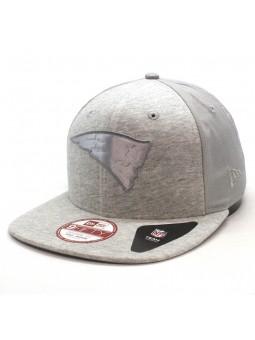 New England Patriots NFL Remix Embossed New Era 9fifty gray cap