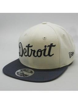 Detroit Tigers MLB The Longue New Era 9fifty Cap