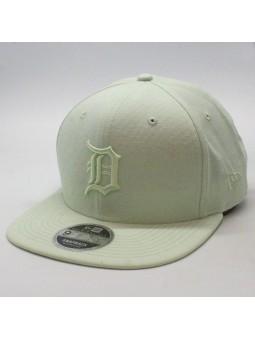 Detroit Tigers green Oxford New Era snapback cap