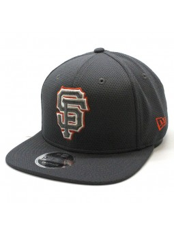 San Francisco Giants MLB Tone Tech Redux New Era 9fifty gray cap