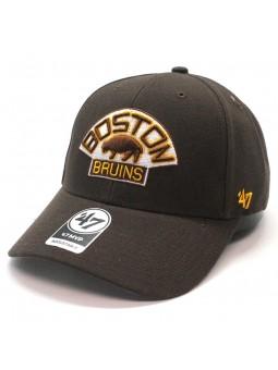 Boston BRUINS NHL 47 brand brown Cap