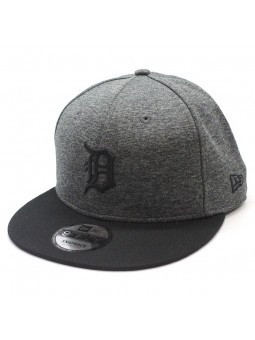Detroit Tigers MLB Heather Jersey New Era snapback gray cap