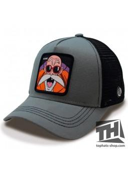 Kame Sen'nin Dragon Ball grey Cap Capslab