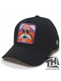 Kame Sen'nin Dragon Ball black Cap