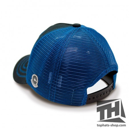 VEGETA Dragon Ball black/blue Trucker Cap
