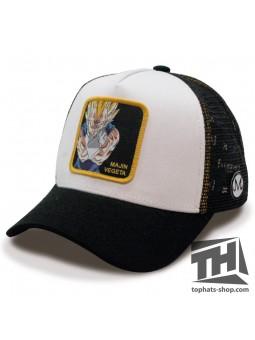 MAJIN VEGETA Dragon Ball Trucker Cap Capslab
