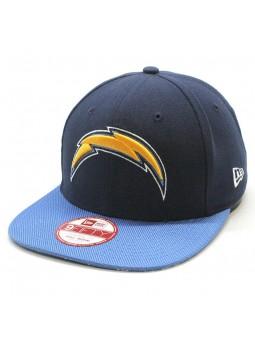 Gorra Chargers NFL New Era Sideline 950 azul marino