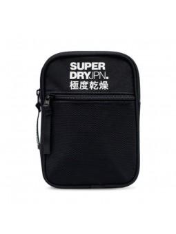 SUPERDRY Sport Pouch black bag