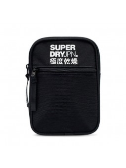 Bandolera SUPERDRY sport Pouch negro