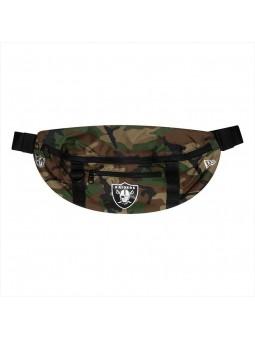Riñonera Oakland RAIDERS NFL New Era Camuflaje