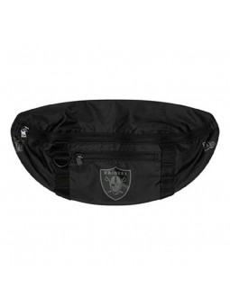 Waist Light bag Oakland RAIDERS NFL New Era black