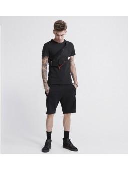 Camiseta SUPERDRY surplus goods negro