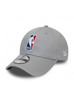 NBA League Shield 39THIRTY New Era grey Cap